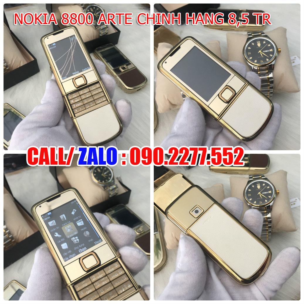 Những cách kiểm tra máy điện thoại nokia 8800 chính hãng nhanh nhất